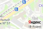 Схема проезда до компании Секс шоп интим в Москве
