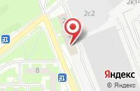 Схема проезда до компании Санрайз К в Москве