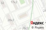 Схема проезда до компании White Hills в Москве