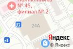 Схема проезда до компании Dr.Door в Москве