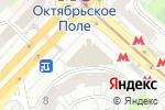 Схема проезда до компании Parish mode в Москве