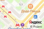 Схема проезда до компании Мета в Москве