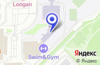 Схема проезда до компании ПО ХУДОЖЕСТВЕННОЙ ГИМНАСТИКЕ ДЮСШОР в Москве