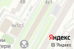 Схема проезда до компании УВД по Северо-Западному административному округу в Москве