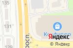 Схема проезда до компании Связной в Долгопрудном