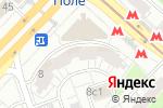 Схема проезда до компании El-vi в Москве