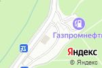 Схема проезда до компании Фили в Москве
