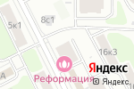 Схема проезда до компании ФилиЧета-2 в Москве