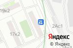 Схема проезда до компании Легиус в Москве