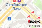 Схема проезда до компании Дарья в Москве