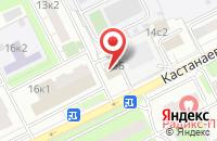 Схема проезда до компании Медиа Имидж в Москве
