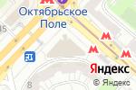 Схема проезда до компании Ателье по ремонту одежды в Москве