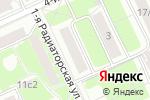 Схема проезда до компании CatStory в Москве