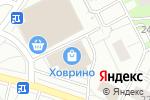 Схема проезда до компании Салон косметики и парфюмерии в Москве