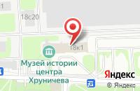 Схема проезда до компании Региональная Скупочная Компания в Москве