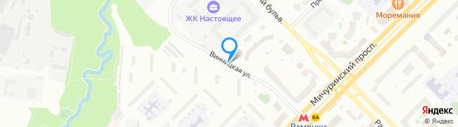 Винницкая улица