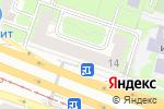 Схема проезда до компании Пи в Москве