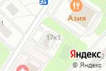 Схема проезда до компании CHINA Trader в Москве