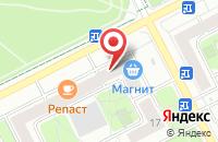 Схема проезда до компании Школа и Дизайн в Москве