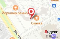 Схема проезда до компании Аудит-Интеллект в Москве