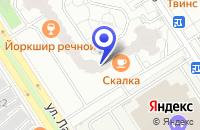 Схема проезда до компании ТФ ФИННЛАК в Москве