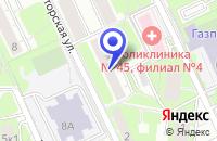 Схема проезда до компании ТСЦ Р-ЦЕНТР в Москве