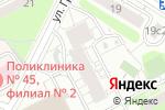 Схема проезда до компании Эльфи в Москве