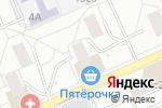 Схема проезда до компании Hayat в Москве