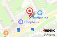 Схема проезда до компании Великатес в Подольске