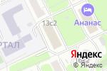 Схема проезда до компании Юридический альянс в Москве