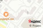 Схема проезда до компании Мясоедофф в Москве