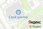 Схема проезда до компании Beer & Water в Москве