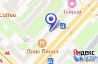 Схема проезда до компании АПТЕКА 120 НА 80 в Москве