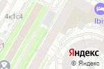 Схема проезда до компании АУДИТ-СЕРВИС в Москве