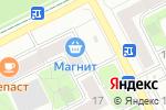 Схема проезда до компании Студия багетного дизайна Карена Казаряна в Москве