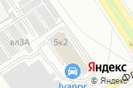 Схема проезда до компании Глобус Эстейт в Москве