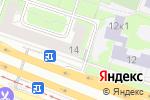 Схема проезда до компании Кухни Люкс в Москве