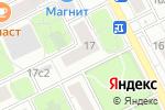 Схема проезда до компании Чистые моря в Москве