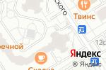 Схема проезда до компании Скалка в Москве