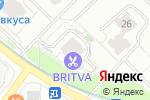 Схема проезда до компании Детская библиотека №145 в Москве