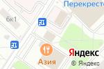 Схема проезда до компании Персональный подход в Москве