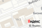 Схема проезда до компании Startel в Москве