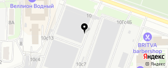 Dotcars на карте Москвы
