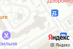 Схема проезда до компании Мосателье в Москве