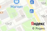 Схема проезда до компании Соколов в Москве