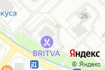 Схема проезда до компании Дом на Удальцова в Москве