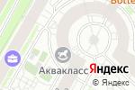 Схема проезда до компании BearWear в Москве
