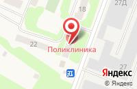 Схема проезда до компании НЕКРАСОВСКАЯ ГОРОДСКАЯ ПОЛИКЛИНИКА в Дмитрове