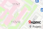 Схема проезда до компании Российская детская клиническая больница в Москве