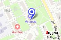 Схема проезда до компании ТФ СТЕКЛОИМПОРТЭКСПОРТ в Москве